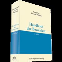 Handbuch der Beweislast