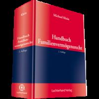 Handbuch Familienvermögensrecht