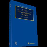 Re-establishment of Rights Proceedings at the EPO