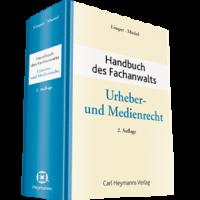 Handbuch des Fachanwalts Urheber- und Medienrecht