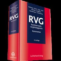 RVG - Rechtsanwaltsvergütungsgesetz