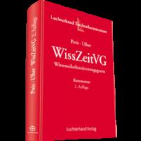 WissZeitVG - Wissenschaftszeitvertragsgesetz